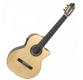 Guitare classique électro KREMONA F65CW SB N