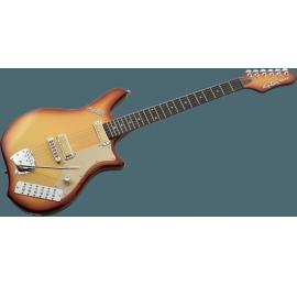 Guitare Hagstrom IMP-CBT Impala Paramore Cuivre vintage