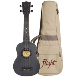Ukulélé FLIGHT NUS310BB Soprano Black