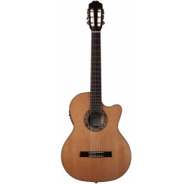 Guitare classique KREMONA Fiesta F65CW électro.
