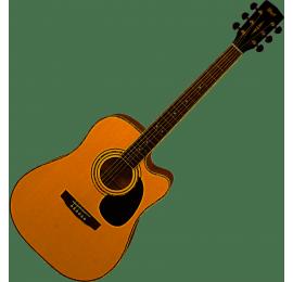 Guitare CORT AD 880 CE NS Electro-acoustique.