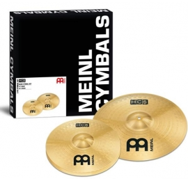 Cymbale MEINL HCS1416 Pack 2 cymbales 14 et 16""