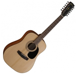 Guitare CORT AD810-12NS 12 cordes Naturel Satiné