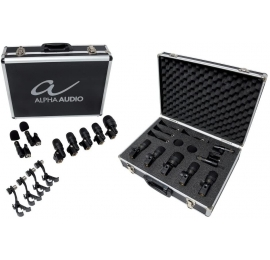 Alpha Audio Pack micros pour batterie