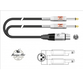 Câble INCO AY70SD 0,6m
