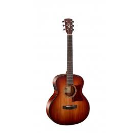 Guitare CORT LITTLECJ-BWOP électro.
