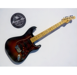 Guitare G&L LEG-TSB-M USA Legacy Tobacco