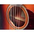 Guitare CORT E300VFSB électro-acoustique