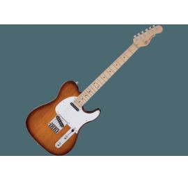 Guitare G&L Trubute Asat classic Tobacco Sunburst Erable