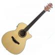 Guitare CRAFTER HT-100 CE électro-acoustique.