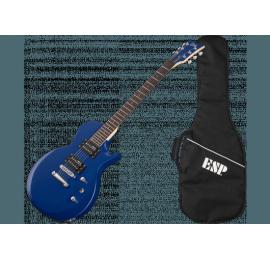 Guitare LTD EC10 Kit, Blue