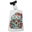 Cloche Latin Percussion LP204C-SS Sugar Skull