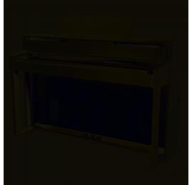Piano numérique GEWA UP400WE Blanc Mat