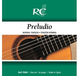 Jeu de cordes RC STRINGS Preludio PR40