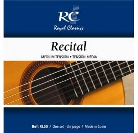 Jeu de cordes RC STRINGS Récital RL50
