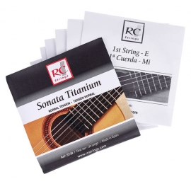 Jeu de cordes RC STRINGS Sonata Titanium ST30