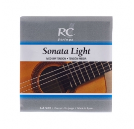 Jeu de cordes RC STRINGS Sonata Light SL20
