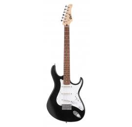 Guitare CORT G100 OPB noir.