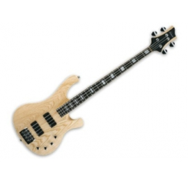 Guitare basse Schecter 004 Diamond Série Natural
