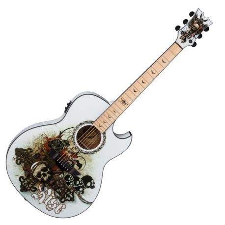 Guitare Folk DEAN Exhibition Résurrection Electro-acoustic