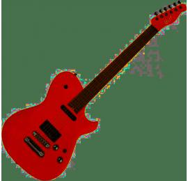 Guitare CORT MBC1-RS Matthew Bellamy 1 Rouge pailleté