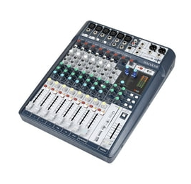 Table mixage SOUNDCRAFT Signature 10