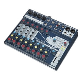 Table mixage SOUNDCRAFT Notepad-12FX