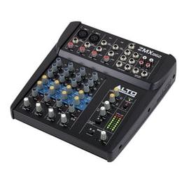 Table mixage ALTO ZMX862 compact 6 voies