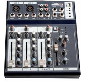 Table mixage AudiodesignPro PAMX1-21usb