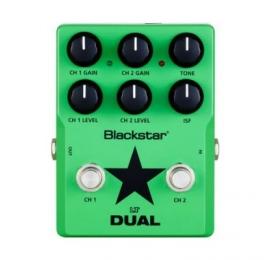 Pédale Blackstar LTDual 2 canaux distorsion
