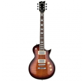 Guitare LTD EC256FMDBSB  Dark Brown Sunburst
