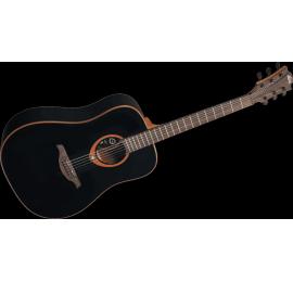 Guitare LAG T100D-BLK Folk noir