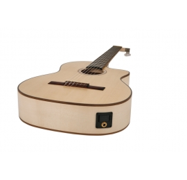Guitare Pro Natura Silver Samba électro-acoustique