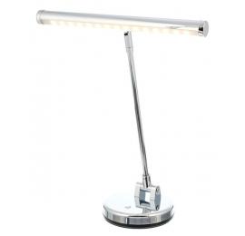 Lampe pour piano PL-15 S argent mat