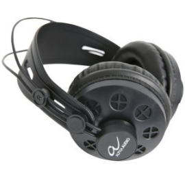 Casque Alpha Audio HP TWO noir