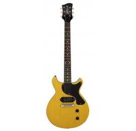 Guitare Tom Launhardt LPJ-RTVY Yellow OCCASION