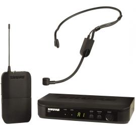 Micro HF SHURE BLX14E/P31 serre tête