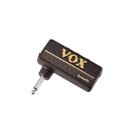 Ampli casque VOX AP-AG Acoustic simulator