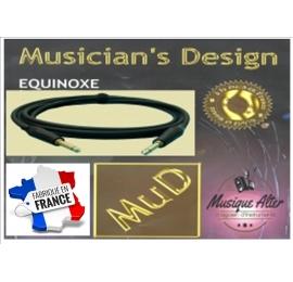 Câble Musician's Design Equinoxe 6m
