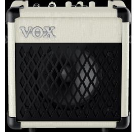 Ampli VOX MINI5 avec rythmes Ivoire