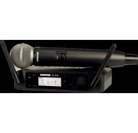 Micro HF SHURE GLXD24E-SM58-Z2