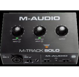 Interface audio M-AUDIO MTRACK-SOLO