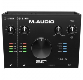 Interface audio M-AUDIO AIR192X6